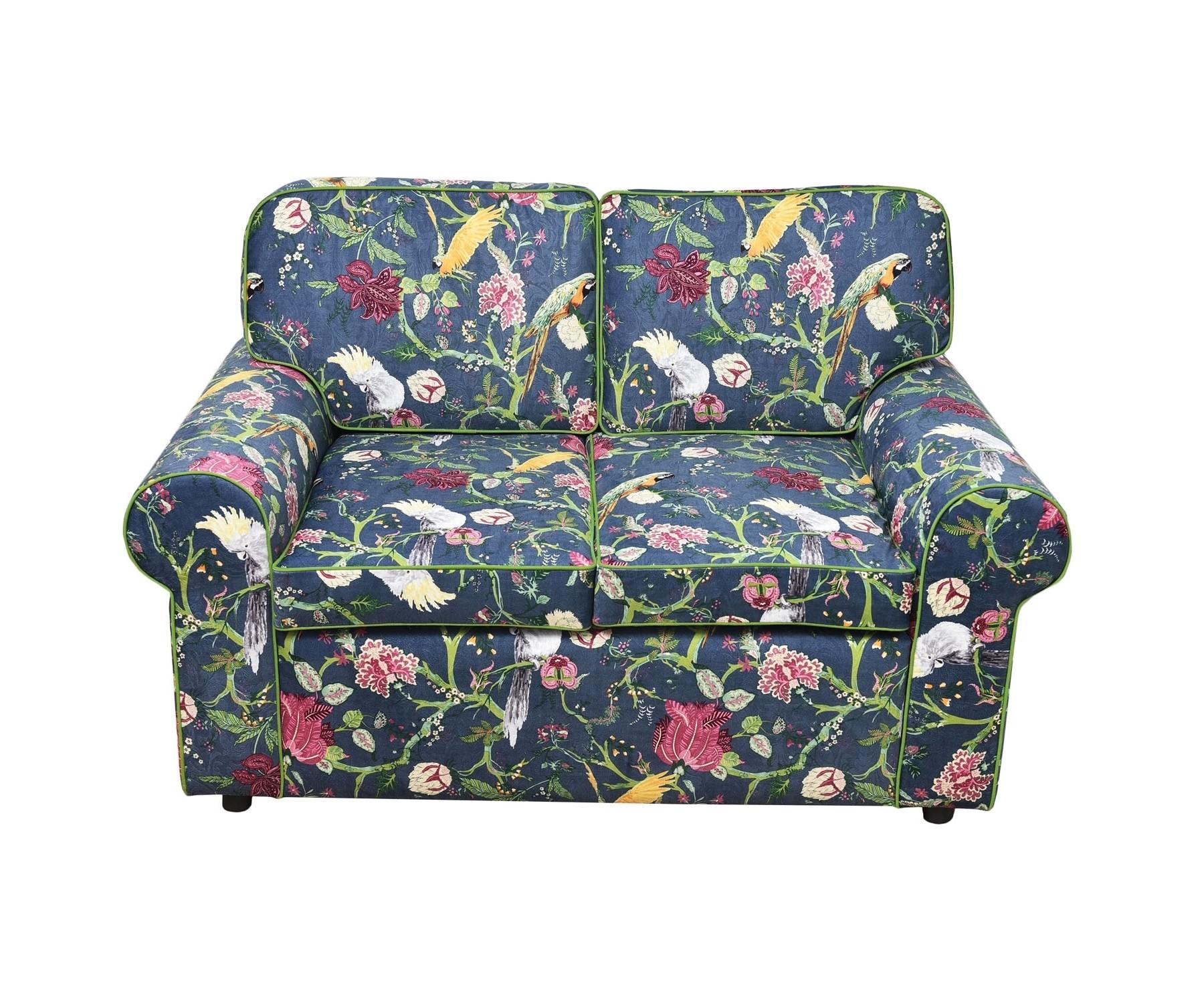 ДиванДвухместные диваны<br>Каркасный  диван оригинального дизайна станет не только выделяющимся, но и комфортным акцентом в вашем интрерьере.  Диван статнет незаменимым предметом декора или функциональной мебелью. А эксклюзивные ткани добавят изюминку в ваше пространство.<br><br>Material: Текстиль<br>Length см: None<br>Width см: 150<br>Depth см: 90<br>Height см: 90