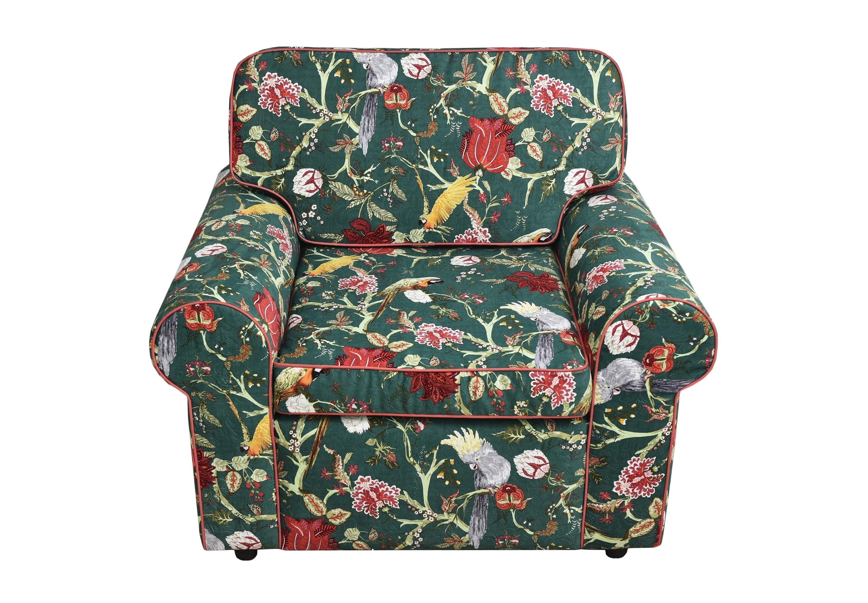 КреслоИнтерьерные кресла<br>Каркасное  кресло оригинального дизайна станет не только выделяющимся, но и комфортным акцентом в вашем интерьере. Кресло станет незаменимым предметом декора или функциональной мебелью . А эксклюзивные ткани добавят изюминку в ваше пространство.<br><br>Material: Текстиль<br>Length см: None<br>Width см: 110<br>Depth см: 90<br>Height см: 90
