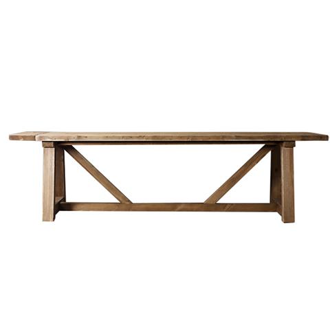 Стол ПривиледжОбеденные столы<br><br><br>Material: Дуб<br>Width см: 200<br>Depth см: 90<br>Height см: 77
