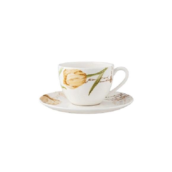 Чайная параЧайные пары, чашки и кружки<br>MIKASA по праву считается одним из мировых лидеров по производству столовой посуды из фарфора и керамики. На протяжении более полувека категории качества и дизайна являются неотъемлемой частью бренда MIKASA. Сегодня MIKASA сотрудничает со многими известными дизайнерами, работающими для лучших фабрик мира, и использует самые передовые технологии в производстве посуды. Все продукты бренда  MIKASA безупречны с точки зрения дизайна и исполнения.&amp;amp;nbsp;&amp;lt;div&amp;gt;&amp;lt;br&amp;gt;&amp;lt;/div&amp;gt;&amp;lt;div&amp;gt;&amp;lt;span style=&amp;quot;font-size: 14px;&amp;quot;&amp;gt;Объем: 200мл.&amp;lt;/span&amp;gt;&amp;lt;br&amp;gt;&amp;lt;/div&amp;gt;<br><br>Material: Фарфор