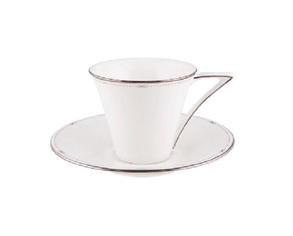 Чайная параЧайные пары, чашки и кружки<br>MIKASA по праву считается одним из мировых лидеров по производству столовой посуды из фарфора и керамики. На протяжении более полувека категории качества и дизайна являются неотъемлемой частью бренда MIKASA. Сегодня MIKASA сотрудничает со многими известными дизайнерами, работающими для лучших фабрик мира, и использует самые передовые технологии в производстве посуды. Все продукты бренда  MIKASA безупречны с точки зрения дизайна и исполнения.&amp;amp;nbsp;&amp;lt;div&amp;gt;&amp;lt;br&amp;gt;&amp;lt;/div&amp;gt;&amp;lt;div&amp;gt;&amp;lt;span style=&amp;quot;font-size: 14px;&amp;quot;&amp;gt;Объем: 200 мл.&amp;lt;/span&amp;gt;&amp;lt;br&amp;gt;&amp;lt;/div&amp;gt;<br><br>Material: Фарфор