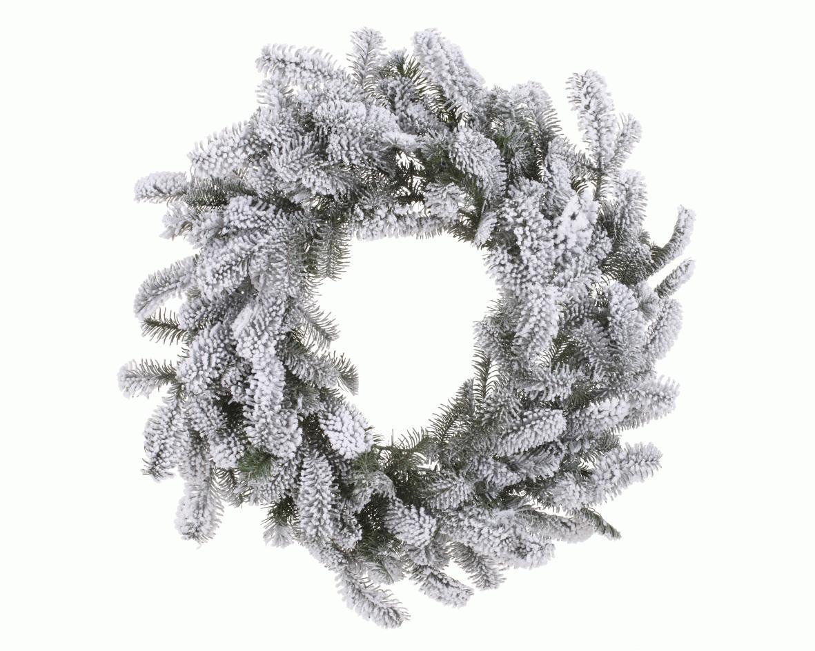 Рождественский венок НорманНовогодний декор<br><br><br>Material: Пластик<br>Width см: None<br>Depth см: 8<br>Height см: None<br>Diameter см: 60