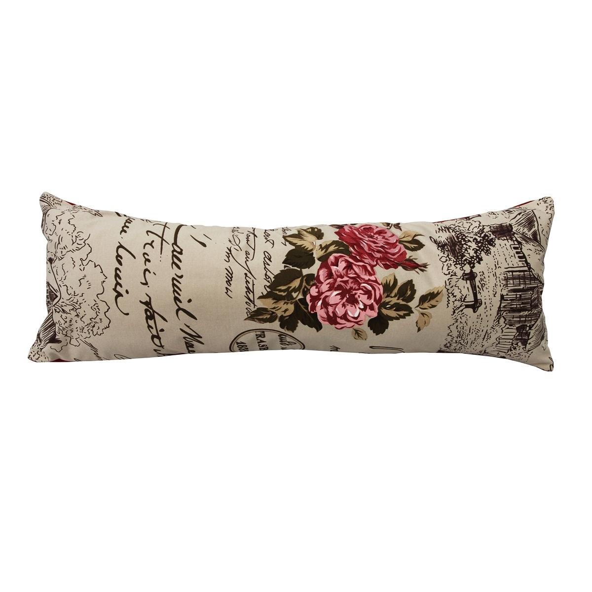 Подушка прямоугольная  (2шт)Прямоугольные подушки<br>Декоративная подушка станет ярким акцентом в вашем интерьере. Высококачественный материал приятен и безопасен даже для самой чувствительной кожи.  Оригинальная подушка сделает пространство стильным и уютным.<br><br>Material: Текстиль<br>Length см: None<br>Width см: 70<br>Height см: 25