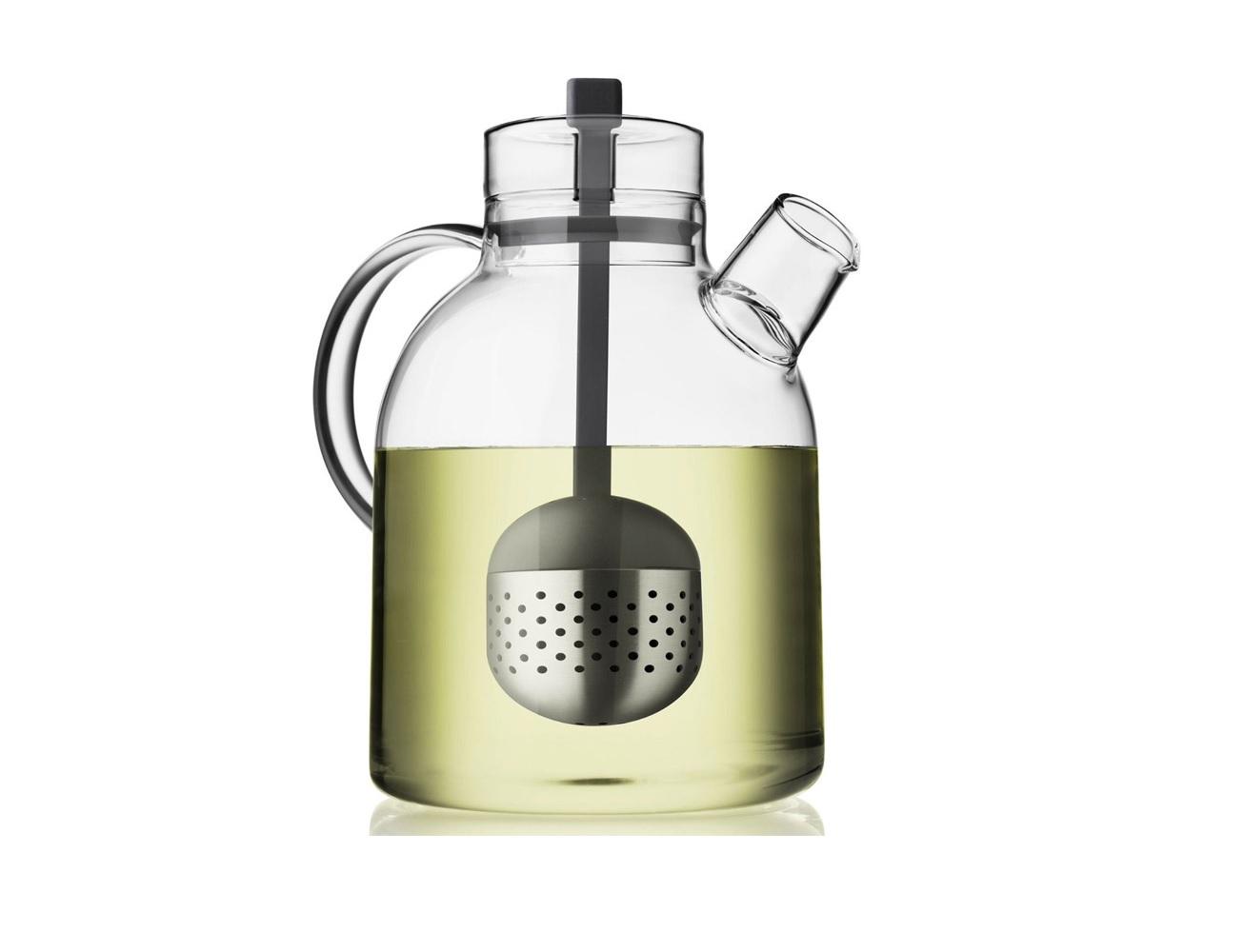 Чайник стеклянный TeapotЧайники<br>Восхитительный чайник, сочетающий удобство и уникальный дизайн. Чай - это больше, чем чашка горячей воды, поэтому чтобы добиться сбалансированного вкуса, необходимо контролировать крепость напитка. Со встроенным ситечком, которое вы можете опускать и поднимать, каждая чашка будет идеальной.&amp;lt;div&amp;gt;&amp;lt;br&amp;gt;&amp;lt;/div&amp;gt;&amp;lt;div&amp;gt;Объем - 1,5 литра.&amp;lt;/div&amp;gt;&amp;lt;div&amp;gt;Можно мыть в посудомоечной машине.&amp;lt;/div&amp;gt;<br><br>Material: Стекло<br>Height см: 25,4<br>Diameter см: 20