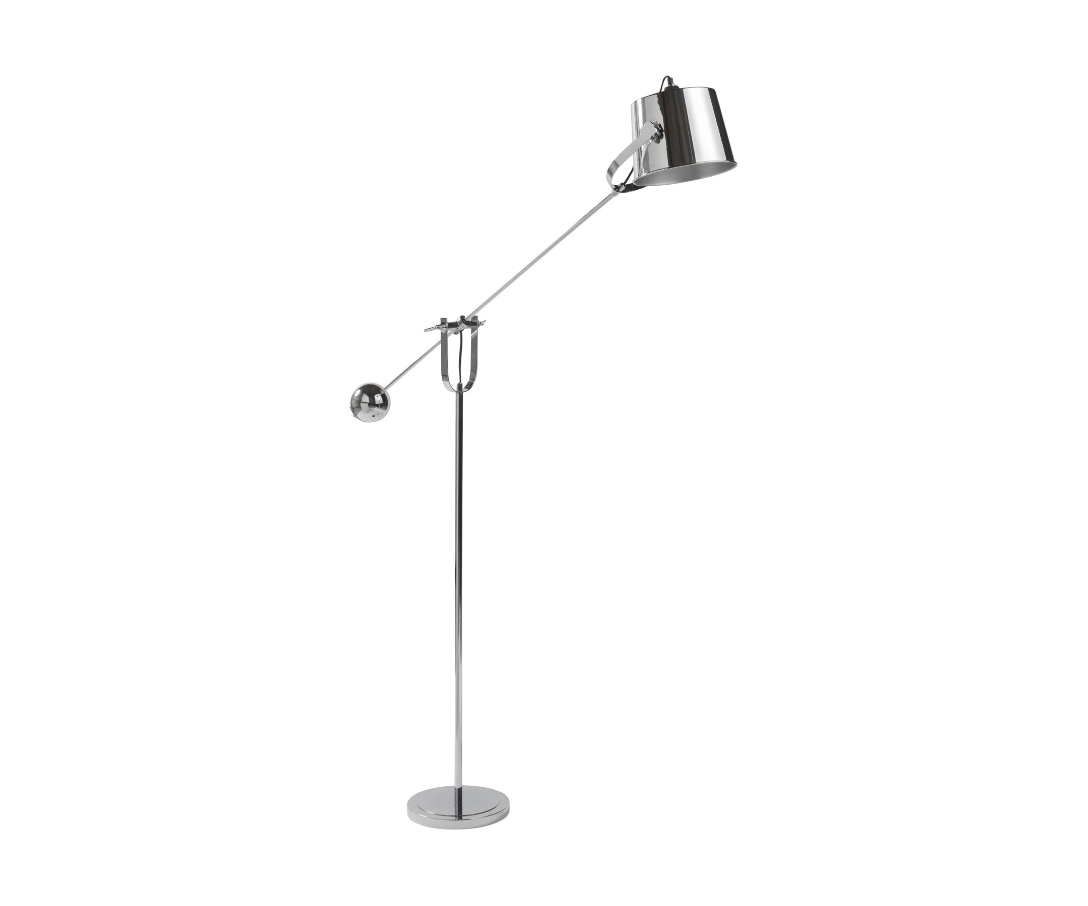 Напольный светильник FairfaxТоршеры<br>предназначена для использования со светодиодными лампами, лампы не включены в комплект<br><br>Material: Металл<br>Width см: 95<br>Height см: 170<br>Diameter см: 30