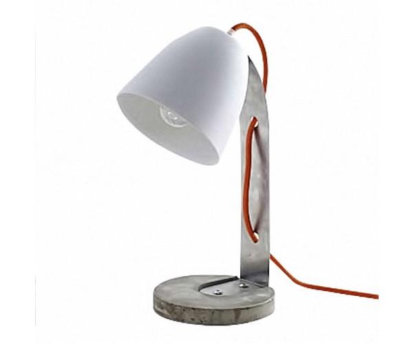 Лампа CONCRETEНастольные лампы<br><br><br>Material: Металл<br>Length см: None<br>Width см: 16<br>Height см: 39<br>Diameter см: 21