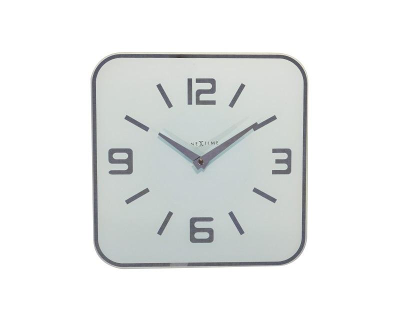Настенные часы SHOKOНастенные часы<br>кварцевый механизм<br><br>Material: Стекло<br>Width см: 43<br>Height см: 43