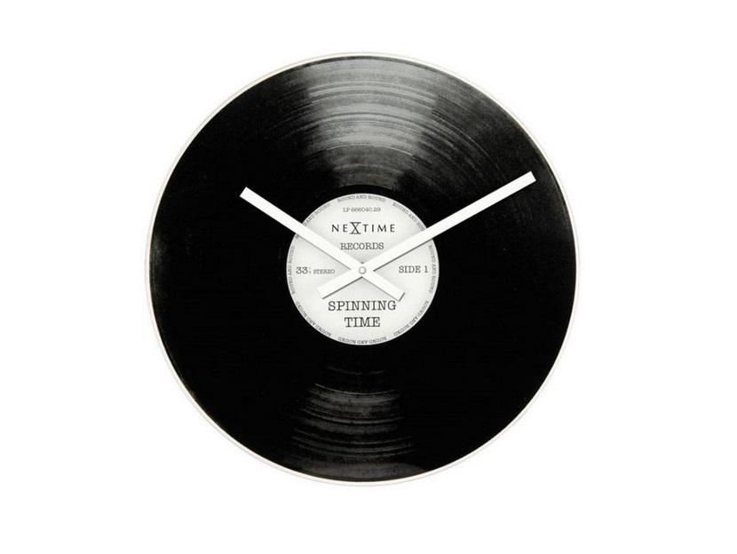 """Настенные часы """"SPINNING TIME"""""""