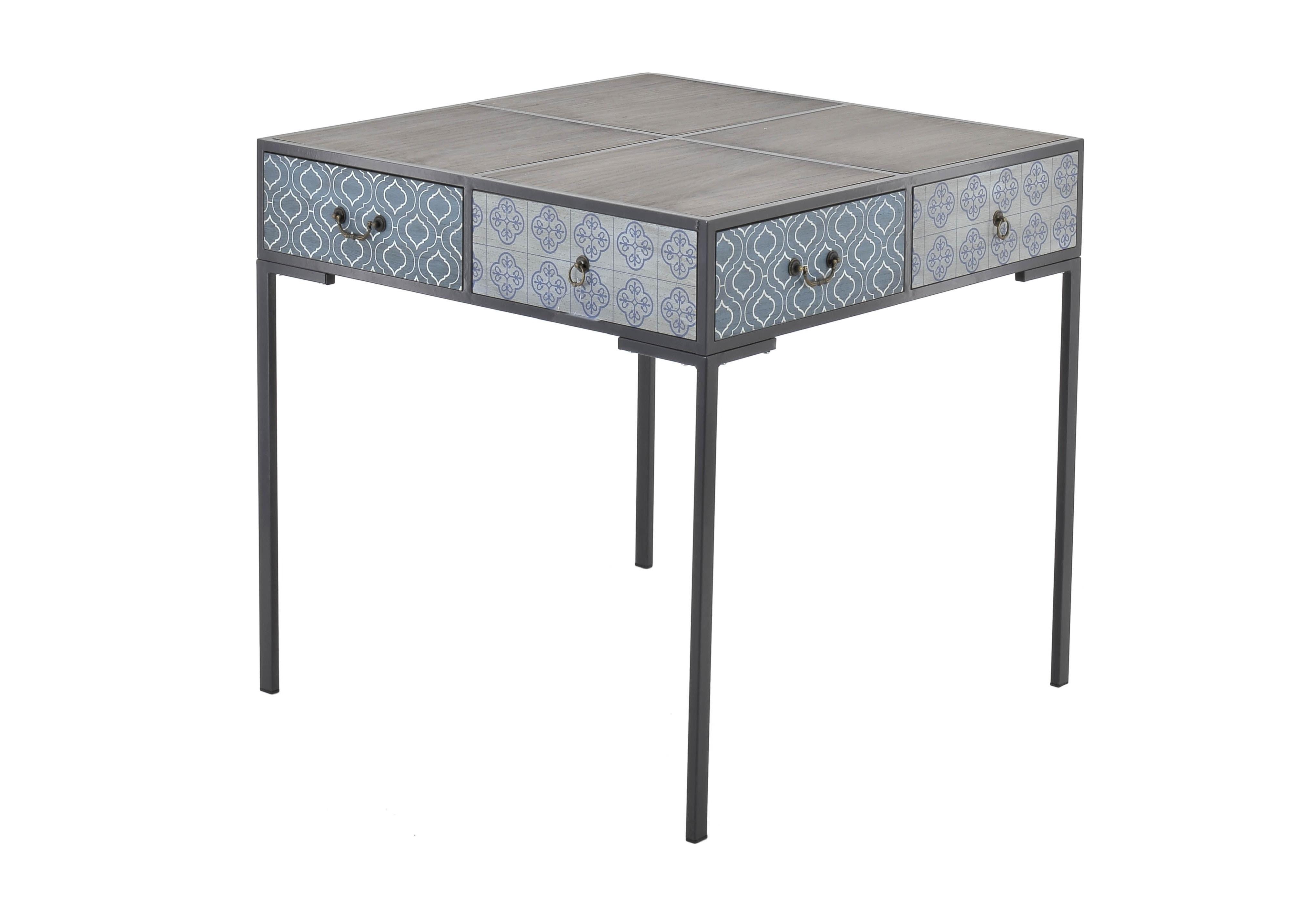 Стол BluerОбеденные столы<br>Материал: металл, адамово дерево.<br><br>Material: Дерево<br>Length см: None<br>Width см: 80<br>Depth см: 80<br>Height см: 76