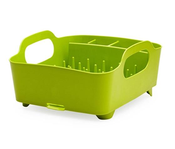 Сушилка для посуды tubАксессуары для кухни<br>Компактный дизайн сушилки  Tub  создает огромное пространство для хранения и сушки посуды. Несколько отсеков, которые позволяют  уместить   приборы, чашки,  тарелки  и при этом они все будут на своем месте.  А благодаря ножкам, вода не будет  застаиваться под  сушилкой,  а это, согласитесь, очень важно!&amp;lt;div&amp;gt;&amp;lt;br&amp;gt;&amp;lt;/div&amp;gt;&amp;lt;div&amp;gt;Материал: полипропилен&amp;lt;br&amp;gt;&amp;lt;/div&amp;gt;<br><br>Material: Пластик<br>Ширина см: 38<br>Высота см: 19<br>Глубина см: 35