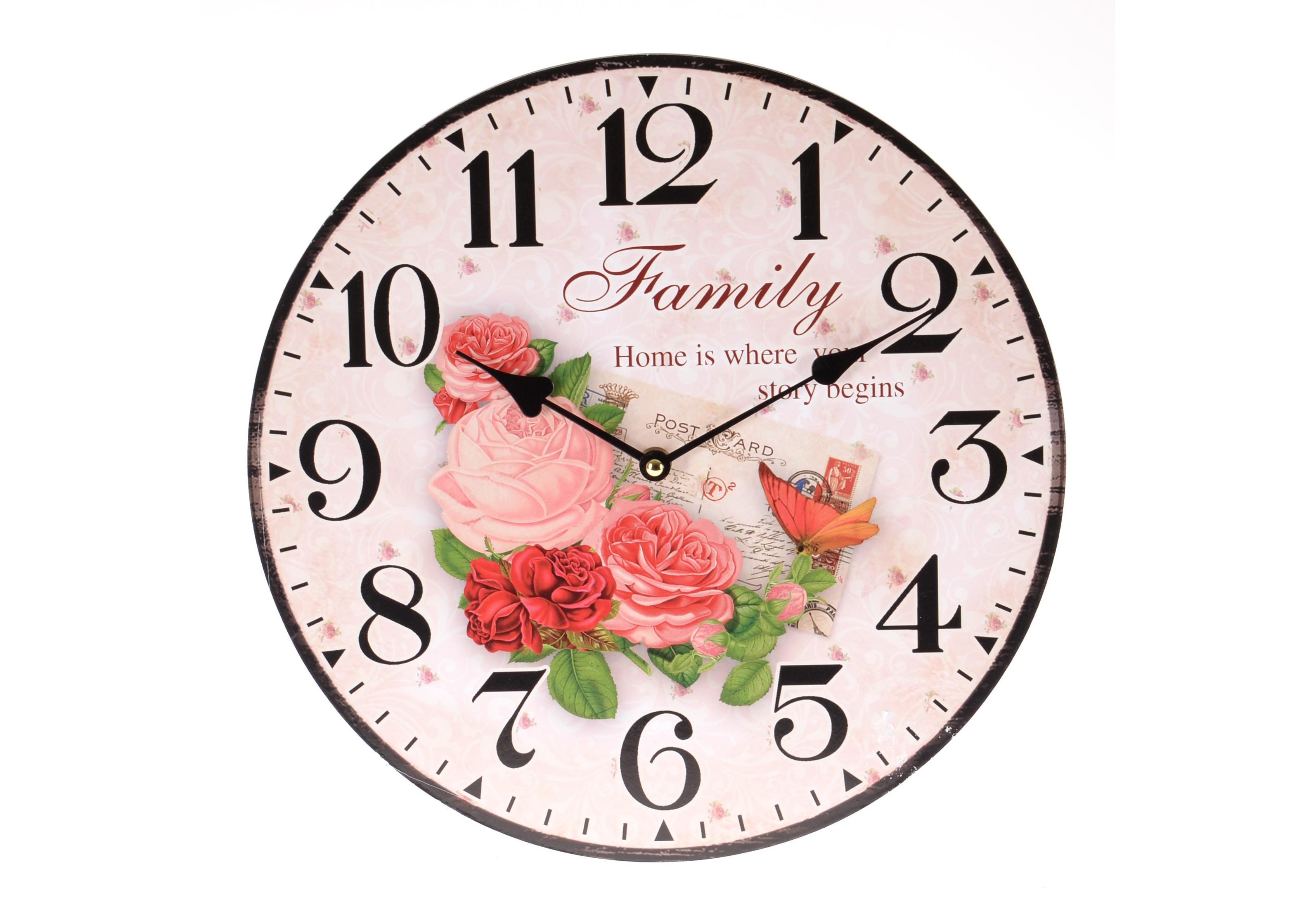 """Часы настенные """"Romery"""" от The Furnish"""
