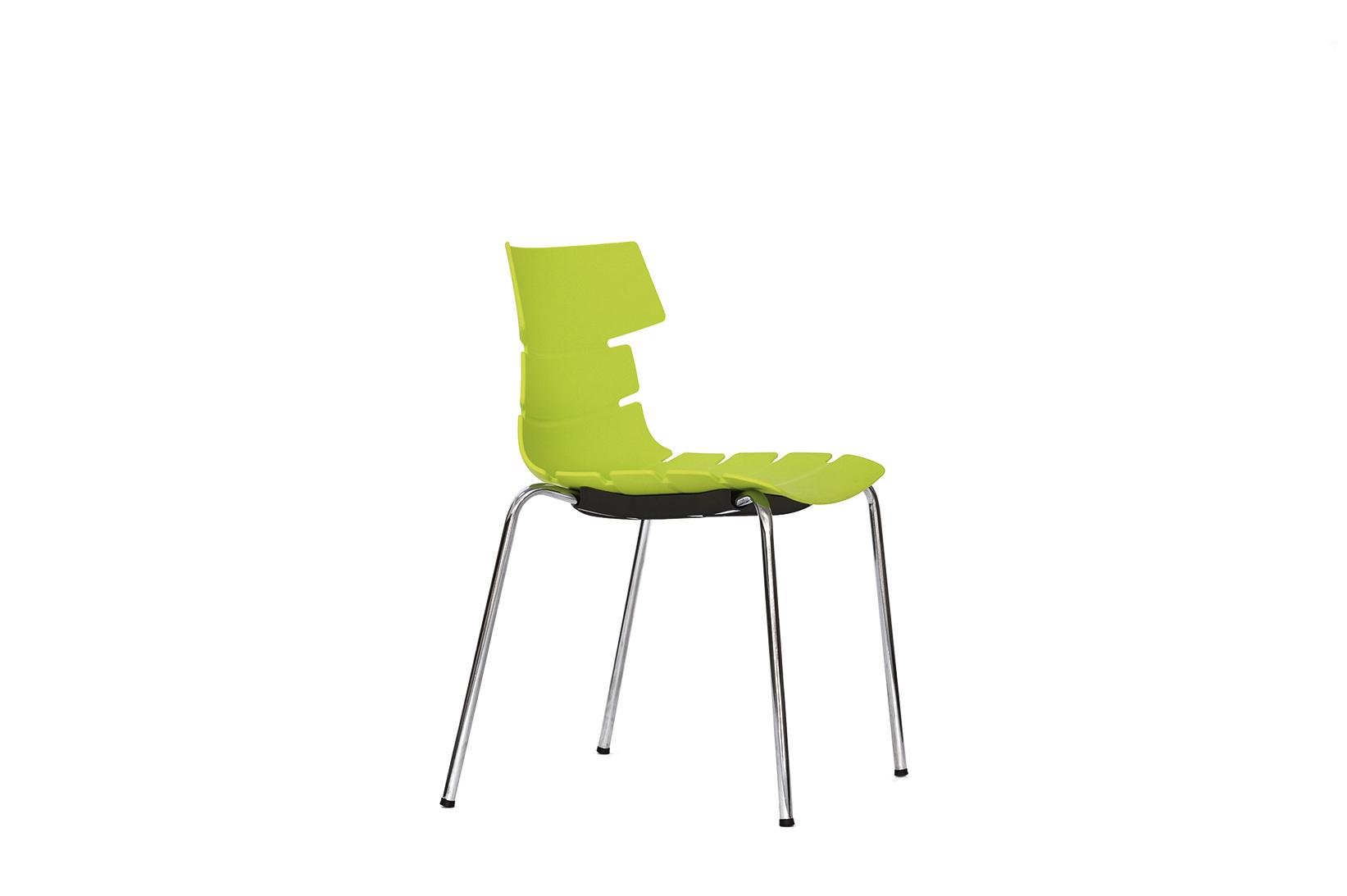 Стул CT-603 лаймОбеденные стулья<br><br><br>Material: Пластик<br>Width см: 58<br>Depth см: 51<br>Height см: 81