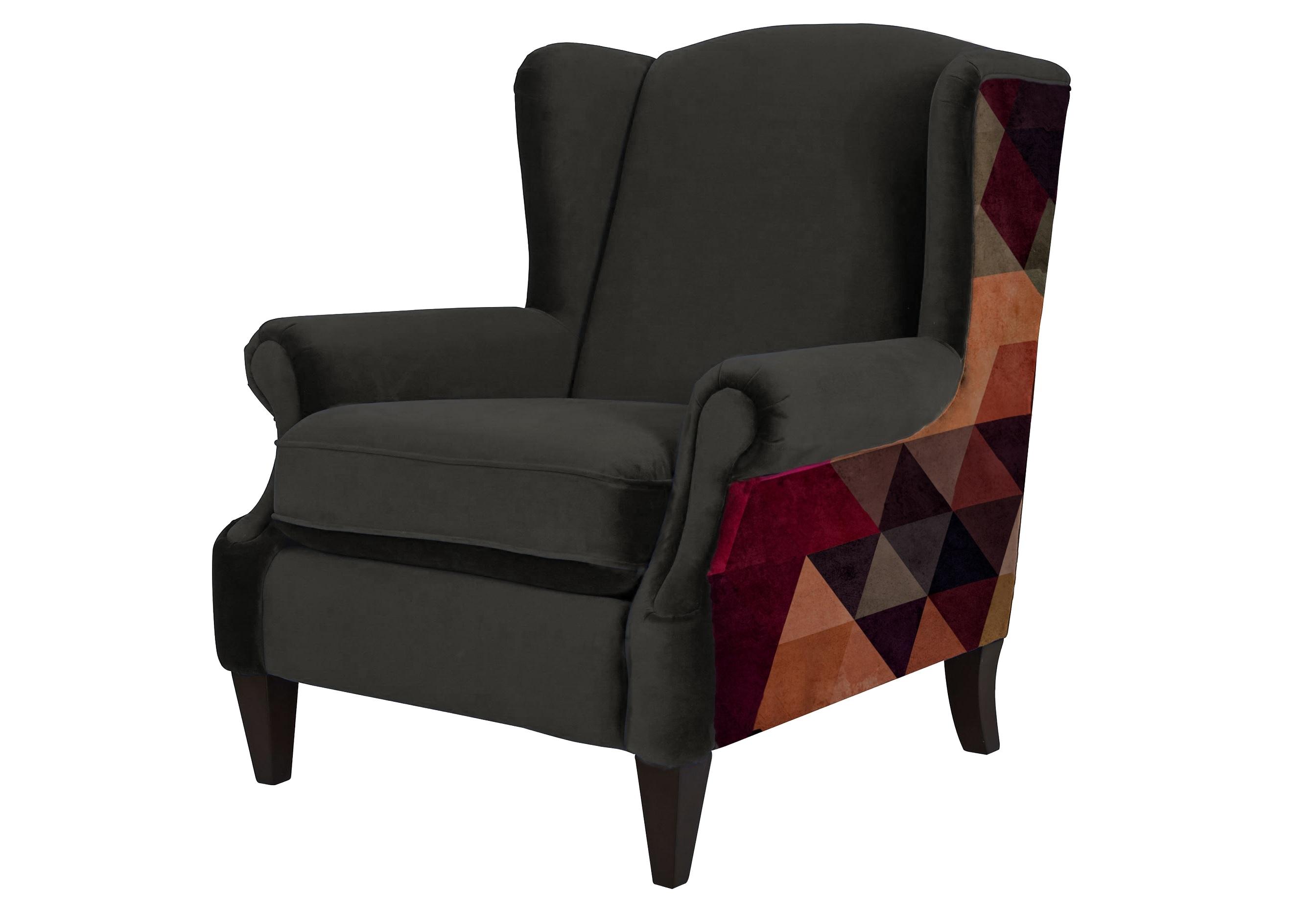 Кресло Triangle AppleИнтерьерные кресла<br>Уникальный дизайн. Кресло с принтом одного из талантивейших художников- иллюстраторов Джеймса Соареса. Отличительная черта американского художника это абстрактный графический дизайн с сочетанием множества оттенков. Произвдено из экологически чистых материалов. Каркас и ножки  - дуб. Модель представлена в ткани микровелюр – мягкий, бархатистый материал, широко используемый в качестве обивки для мебели. Обладает целым рядом замечательных свойств: отлично пропускает воздух, отталкивает пыль и долго сохраняет изначальный цвет, не протираясь и не выцветая. Высокие эксплуатационные свойства в сочетании с превосходным дизайном обеспечили микровелюру большую популярность.&amp;lt;div&amp;gt;&amp;lt;br&amp;gt;&amp;lt;/div&amp;gt;&amp;lt;div&amp;gt;&amp;lt;div&amp;gt;По желанию возможность выбрать ткань из других коллекций.&amp;lt;/div&amp;gt;&amp;lt;div&amp;gt;Гарантия от производителя 1 год.&amp;lt;/div&amp;gt;&amp;lt;div&amp;gt;Продукция изготавливается под заказ, стандартный срок производства 3-4 недели. Более точную информацию уточняйте у менеджера.&amp;lt;/div&amp;gt;&amp;lt;/div&amp;gt;<br><br>Material: Текстиль<br>Length см: None<br>Width см: 82<br>Depth см: 88<br>Height см: 98