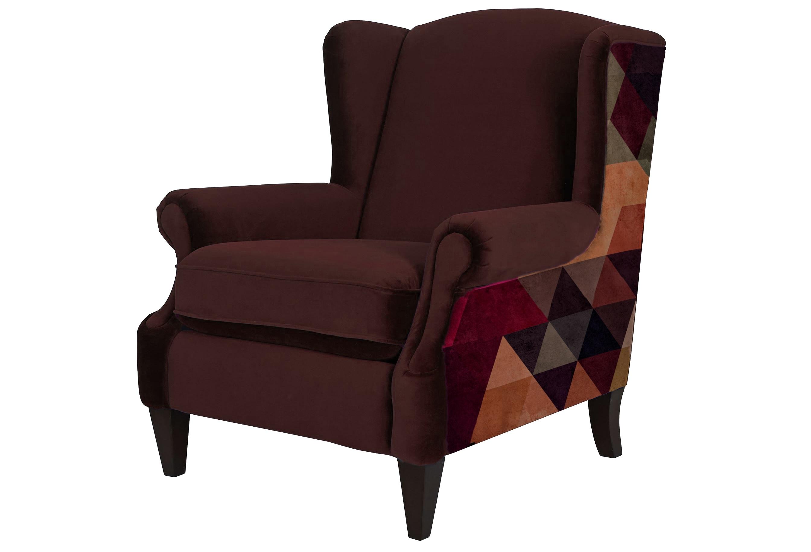 Кресло ModestИнтерьерные кресла<br>Уникальный дизайн. Кресло с принтом одного из талантивейших художников- иллюстраторов Джеймса Соареса. Отличительная черта американского художника это абстрактный графический дизайн с сочетанием множества оттенков. Произвдено из экологически чистых материалов. Каркас и ножки  - дуб. Модель представлена в ткани микровелюр – мягкий, бархатистый материал, широко используемый в качестве обивки для мебели. Обладает целым рядом замечательных свойств: отлично пропускает воздух, отталкивает пыль и долго сохраняет изначальный цвет, не протираясь и не выцветая. Высокие эксплуатационные свойства в сочетании с превосходным дизайном обеспечили микровелюру большую популярность.&amp;lt;div&amp;gt;&amp;lt;br&amp;gt;&amp;lt;/div&amp;gt;&amp;lt;div&amp;gt;&amp;lt;div&amp;gt;По желанию возможность выбрать ткань из других коллекций.&amp;lt;/div&amp;gt;&amp;lt;div&amp;gt;Гарантия от производителя 1 год.&amp;lt;/div&amp;gt;&amp;lt;div&amp;gt;Продукция изготавливается под заказ, стандартный срок производства 3-4 недели. Более точную информацию уточняйте у менеджера.&amp;lt;/div&amp;gt;&amp;lt;/div&amp;gt;<br><br>Material: Текстиль<br>Length см: None<br>Width см: 82<br>Depth см: 88<br>Height см: 98