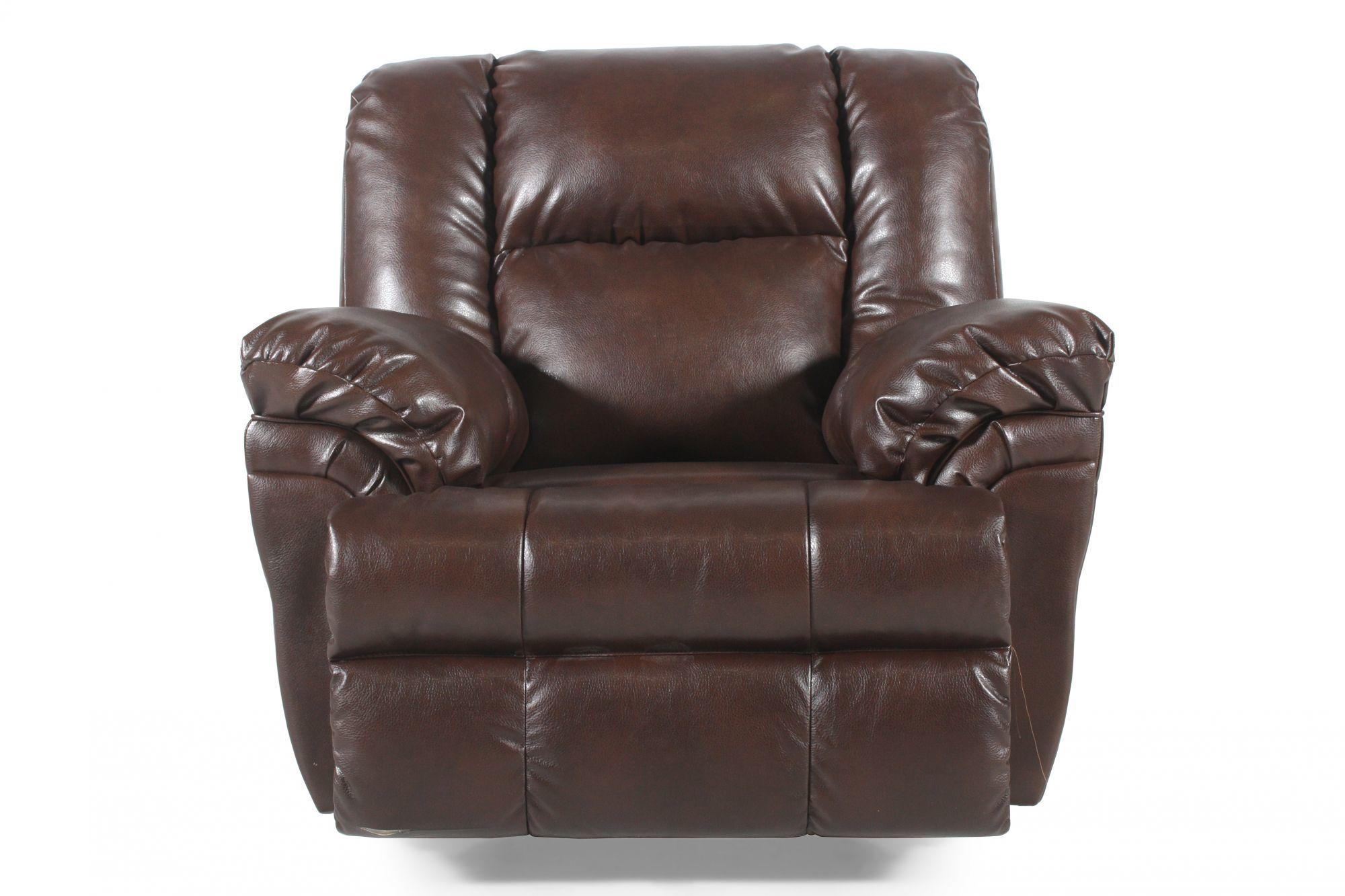 Кресло с реклайнеромКожаные кресла<br><br><br>Material: Кожа<br>Width см: 119<br>Depth см: 111<br>Height см: 109