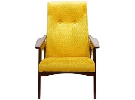 Кресло «sputnik callisto mustard» (sputnik) желтый 64x95x80 см.