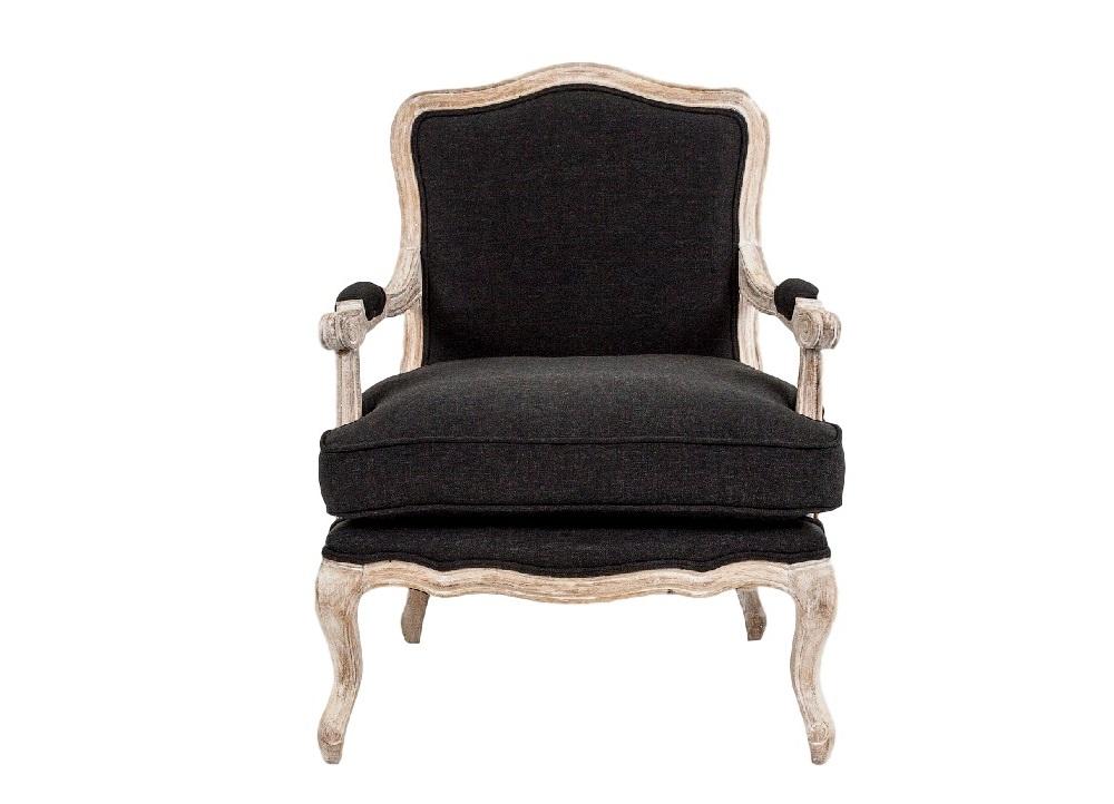 Кресло «Шато»Интерьерные кресла<br>Кресло &amp;quot;Шато&amp;quot; - идеальный предмет мебели для гостиной, спальни или кабинета. Если вы хотите разместить его в кабинете для деловых встреч - оно тут же привнесёт ауру гостеприимства и респектабельности. Если же в ваши планы входит обстановка гостиной или спальни, то и тут вы не прогадаете, ведь кресло &amp;quot;Шато&amp;quot;, выполненное из натурального дуба, обладает приятным тёплым оттенком, оно элегантно и изысканно. Деревянная поверхность изделия браширована, обнажая естественный цвет и фактуру древесины и придавая мебели самобытный характер. Нанесенная вручную патина смягчает цвета и создает различные оттенки пастельных тонов. Подлокотники обиты тканью и снабжены особым внутренним наполнителем, что удачно отразилось на удобстве. Благодаря классическому стилю такое кресло можно свободно сочетать со многими элементами интерьера.&amp;lt;div&amp;gt;&amp;lt;br&amp;gt;&amp;lt;div&amp;gt;Вес: 15 кг.&amp;lt;/div&amp;gt;&amp;lt;/div&amp;gt;<br><br>Material: Текстиль<br>Ширина см: 73<br>Высота см: 101