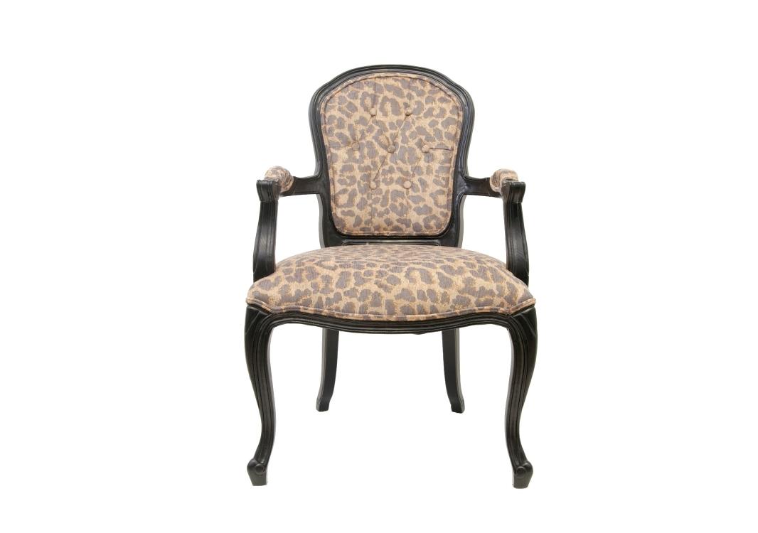 Стул Darry blackСтулья с подлокотниками<br>Darry выполнен в элегантном французском стиле. Этот комфортный, лаконичный стул поддержит торжественную обстановку классической гостиной или станет отличным дополнением к обеденной группе.&amp;amp;nbsp;<br><br>Material: Текстиль<br>Ширина см: 62<br>Высота см: 97<br>Глубина см: 64