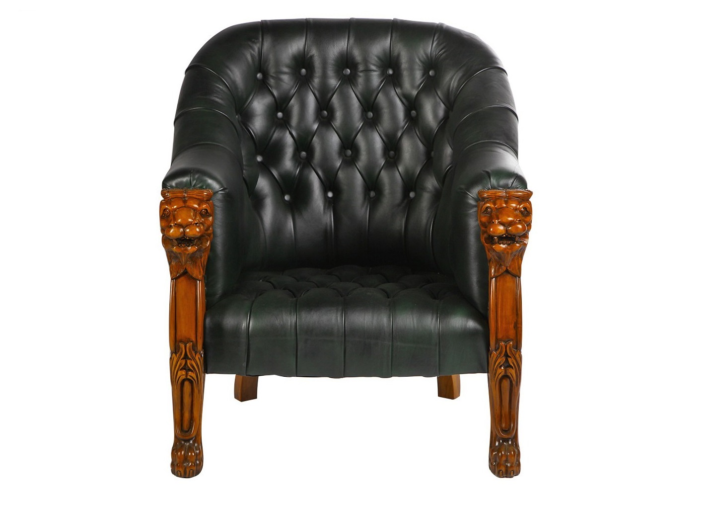Кресло ЛионКожаные кресла<br>Материалы: натуральная кожа, массив красного дерева<br><br>Material: Кожа<br>Width см: 85<br>Depth см: 80<br>Height см: 98