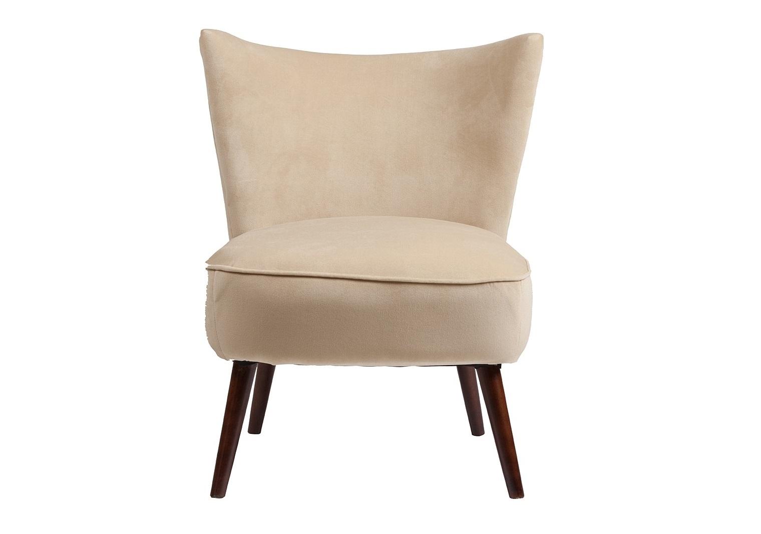 Кресло Vermont ChairИнтерьерные кресла<br><br><br>Material: Текстиль<br>Width см: 62<br>Depth см: 68<br>Height см: 75,5