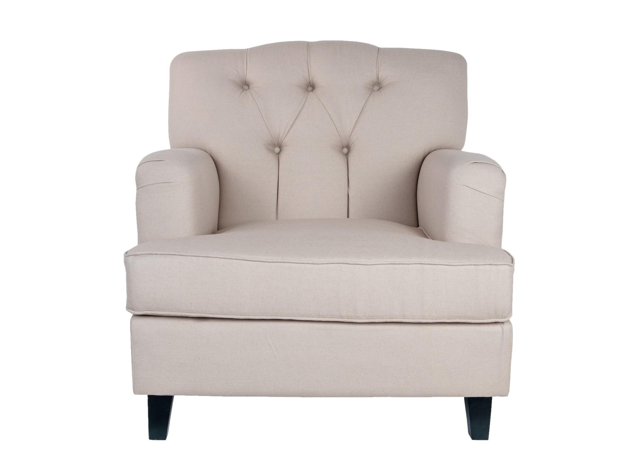 Кресло SomacИнтерьерные кресла<br>Мягкое кресло предназначено для создания комфорта в доме. Все — от ткани до плотности набивки — способствует расслаблению в тихий вечер.<br><br>Material: Лен<br>Width см: 100<br>Depth см: 85<br>Height см: 105