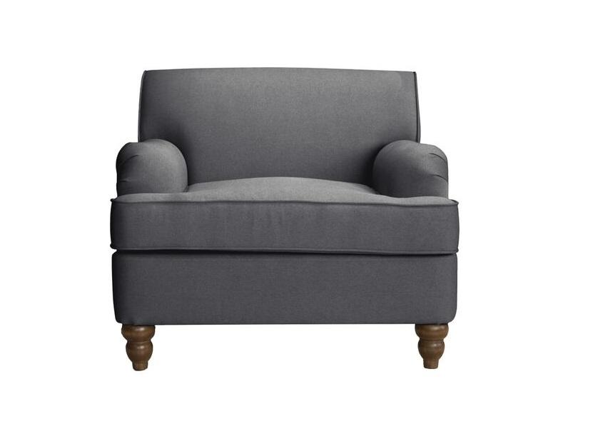 Кресло OneИнтерьерные кресла<br>В коллекции MyFurnish One мы собрали мебель, подходящую для любого интерьера. Первое кресло выдержано на грани традиционного и современного, практичного и красивого. Формы сочетают прованский стиль со скандинавскими элементами. Надежная обивочная ткань дополнена изящными ножками из массива дерева, которые выступают акцентом. А миниатюрные подлокотники обрамляют мягкое сидение, в котором будет приятно провести не один час. Предмет уместен и как дополнение к уже созданному дизайнерскому решению и как первый опыт в мире элегантной мебели.<br>&amp;lt;div&amp;gt;&amp;lt;br&amp;gt;&amp;lt;b&amp;gt;Каркас и ножки:&amp;lt;/b&amp;gt; массив сосны и березы, фанера.&amp;lt;/div&amp;gt;<br>&amp;lt;div&amp;gt;&amp;lt;b&amp;gt;Сиденье и спинка:&amp;amp;nbsp;&amp;lt;/b&amp;gt;пружины Nosag, ремни, высокоэластичный ППУ&amp;lt;/div&amp;gt;<br>&amp;lt;div&amp;gt;&amp;lt;b&amp;gt;Обивка:&amp;lt;/b&amp;gt; немнущаяся, устойчивая к стиранию упругая ткань Paris. 25 натуральных оттенков.&amp;lt;/div&amp;gt;<br>&amp;lt;div&amp;gt;&amp;lt;b&amp;gt;Цвет&amp;lt;/b&amp;gt; на фото предоставлен в палитре: темно-серый 732.&amp;lt;/div&amp;gt;<br>&amp;lt;div&amp;gt;&amp;lt;b&amp;gt;Подушки&amp;lt;/b&amp;gt; в комплект не входят.&amp;lt;/div&amp;gt;<br>&amp;lt;div&amp;gt;&amp;lt;b&amp;gt;The Furnish&amp;lt;/b&amp;gt; предоставляет покупателю гарантию качества на 12 календарных месяцев со дня получения.&amp;lt;/div&amp;gt;<br>&amp;lt;div&amp;gt;&amp;lt;br&amp;gt;&amp;lt;/div&amp;gt;<br><br>Material: Текстиль<br>Length см: 98<br>Width см: 80<br>Depth см: 52<br>Height см: 95