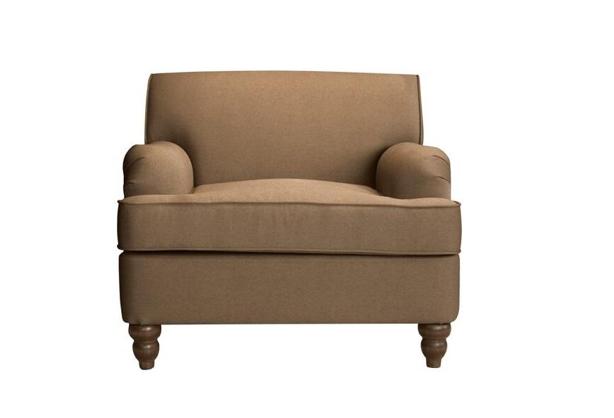 Кресло OneИнтерьерные кресла<br>В коллекции MyFurnish One мы собрали мебель, подходящую для любого интерьера. Первое кресло выдержано на грани традиционного и современного, практичного и красивого. Формы сочетают прованский стиль со скандинавскими элементами. Надежная обивочная ткань дополнена изящными ножками из массива дерева, которые выступают акцентом. А миниатюрные подлокотники обрамляют мягкое сидение, в котором будет приятно провести не один час. Предмет уместен и как дополнение к уже созданному дизайнерскому решению и как первый опыт в мире элегантной мебели.<br>&amp;lt;div&amp;gt;&amp;lt;br&amp;gt;&amp;lt;b&amp;gt;Каркас и ножки:&amp;lt;/b&amp;gt; массив сосны и березы, фанера.&amp;lt;/div&amp;gt;<br>&amp;lt;div&amp;gt;&amp;lt;b&amp;gt;Сиденье и спинка:&amp;amp;nbsp;&amp;lt;/b&amp;gt;пружины Nosag, ремни, высокоэластичный ППУ&amp;lt;/div&amp;gt;<br>&amp;lt;div&amp;gt;&amp;lt;b&amp;gt;Обивка:&amp;lt;/b&amp;gt; немнущаяся, устойчивая к стиранию упругая ткань Paris. 25 натуральных оттенков.&amp;lt;/div&amp;gt;<br>&amp;lt;div&amp;gt;&amp;lt;b&amp;gt;Цвет&amp;lt;/b&amp;gt; на фото предоставлен в палитре: светло-желто-коричневый 03.&amp;lt;/div&amp;gt;<br>&amp;lt;div&amp;gt;&amp;lt;b&amp;gt;Подушки&amp;lt;/b&amp;gt; в комплект не входят.&amp;lt;/div&amp;gt;<br>&amp;lt;div&amp;gt;&amp;lt;b&amp;gt;The Furnish&amp;lt;/b&amp;gt; предоставляет покупателю гарантию качества на 12 календарных месяцев со дня получения.&amp;lt;/div&amp;gt;<br>&amp;lt;div&amp;gt;&amp;lt;br&amp;gt;&amp;lt;/div&amp;gt;<br><br>Material: Текстиль<br>Ширина см: 80<br>Высота см: 95<br>Глубина см: 52