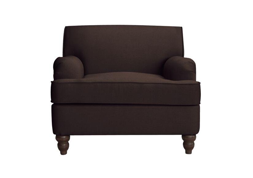 Кресло OneИнтерьерные кресла<br>В коллекции MyFurnish One мы собрали мебель, подходящую для любого интерьера. Первое кресло выдержано на грани традиционного и современного, практичного и красивого. Формы сочетают прованский стиль со скандинавскими элементами. Надежная обивочная ткань дополнена изящными ножками из массива дерева, которые выступают акцентом. А миниатюрные подлокотники обрамляют мягкое сидение, в котором будет приятно провести не один час. Предмет уместен и как дополнение к уже созданному дизайнерскому решению и как первый опыт в мире элегантной мебели.&amp;lt;div&amp;gt;&amp;lt;b style=&amp;quot;line-height: 1.78571;&amp;quot;&amp;gt;Каркас и ножки:&amp;lt;/b&amp;gt;&amp;lt;span style=&amp;quot;line-height: 1.78571;&amp;quot;&amp;gt; массив сосны и березы, фанера.&amp;lt;/span&amp;gt;&amp;lt;/div&amp;gt;&amp;lt;div&amp;gt;&amp;lt;b style=&amp;quot;line-height: 1.78571;&amp;quot;&amp;gt;Сиденье и спинка:&amp;lt;/b&amp;gt;&amp;lt;span style=&amp;quot;line-height: 1.78571;&amp;quot;&amp;gt; пружины Nosag, ремни, высокоэластичный ППУ&amp;lt;/span&amp;gt;&amp;lt;/div&amp;gt;&amp;lt;div&amp;gt;&amp;lt;b style=&amp;quot;line-height: 1.78571;&amp;quot;&amp;gt;Обивка:&amp;lt;/b&amp;gt;&amp;lt;span style=&amp;quot;line-height: 1.78571;&amp;quot;&amp;gt;&amp;amp;nbsp;Немнущаяся, устойчивая к стиранию упругая ткань Paris. 25 натуральных оттенков.&amp;lt;/span&amp;gt;&amp;lt;/div&amp;gt;&amp;lt;div&amp;gt;&amp;lt;b style=&amp;quot;line-height: 1.78571;&amp;quot;&amp;gt;The Furnish&amp;lt;/b&amp;gt;&amp;lt;span style=&amp;quot;line-height: 1.78571;&amp;quot;&amp;gt; предоставляет покупателю гарантию качества, действующую в течение 12 календарных месяцев со дня получения.&amp;lt;/span&amp;gt;&amp;lt;/div&amp;gt;&amp;lt;div&amp;gt;Цвет на фото предоставлен в палитре: темно-коричневый 726&amp;lt;br&amp;gt;&amp;lt;/div&amp;gt;&amp;lt;div&amp;gt;&amp;lt;br&amp;gt;&amp;lt;/div&amp;gt;<br><br>Material: Текстиль<br>Length см: None<br>Width см: 80<br>Depth см: 52<br>Height 