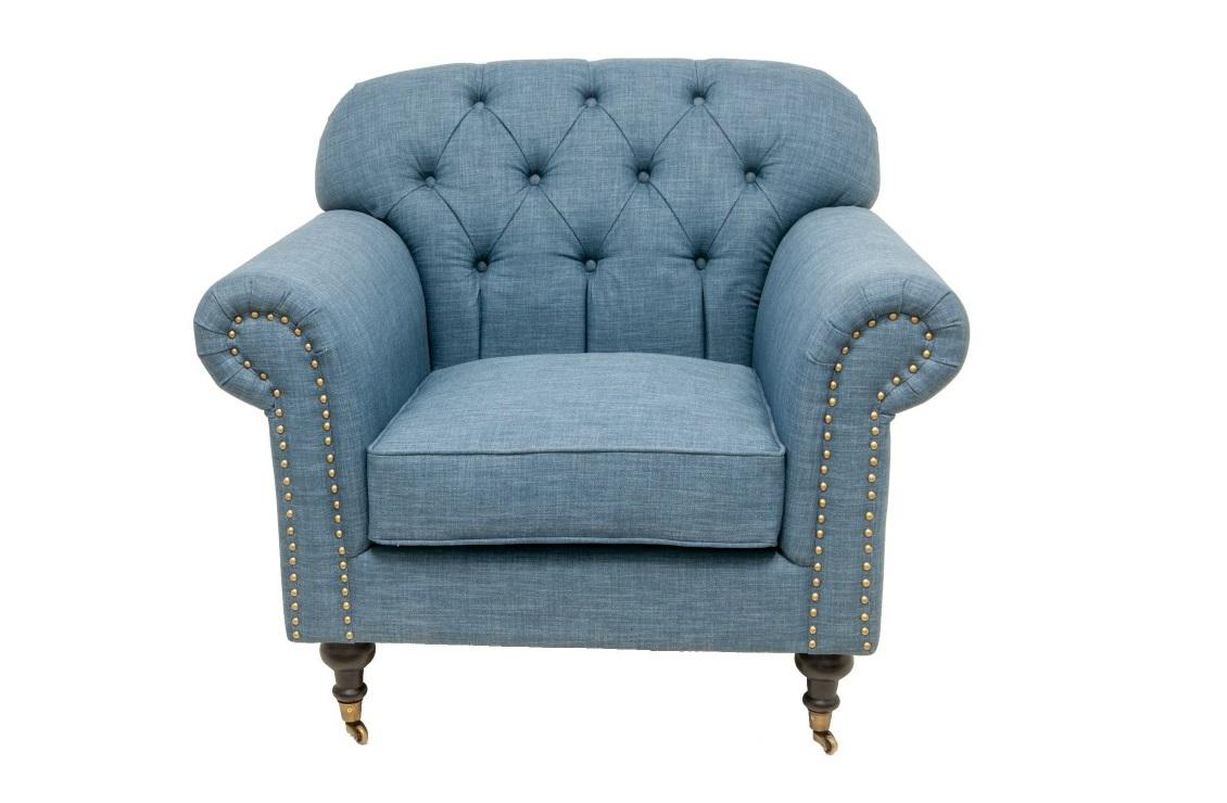 Кресло KavitaИнтерьерные кресла<br>Мягкие,плавные формы — это кресло не оставит равнодушным никого! Кресло Kavita — вполне самодостаточная модель не требующая дополнений. Оно достойно украсит гостиную, отлично приживется в спальне. Облегчить передвижение этого очаровательного кресла помогут маленькие колесики, придающие особый шарм.<br><br>Material: Лен<br>Ширина см: 96<br>Высота см: 88<br>Глубина см: 90