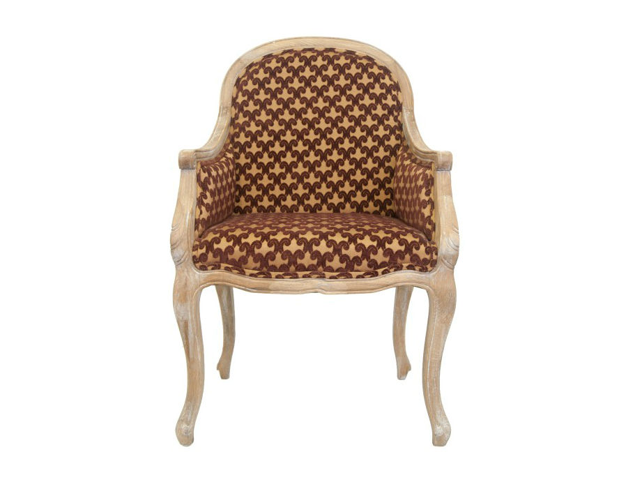 Кресло CalleeПолукресла<br>Роскошное и изысканное кресло Callee выполнено в классическом французском стиле. Модель сделана из ценной древесной породы – массива дуба, искусственно состаренного. Это уютное и мягкое кресло непременно подарит вам комфорт.&amp;amp;nbsp;<br><br>Material: Текстиль<br>Width см: 63<br>Depth см: 66<br>Height см: 95