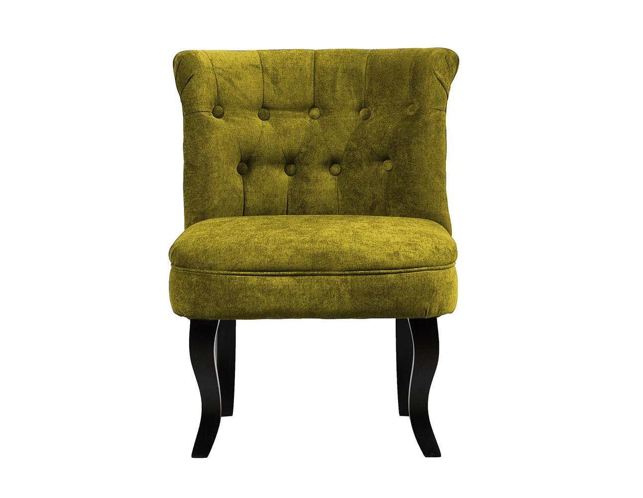 Кресло DawsonПолукресла<br>Кресло Dawson — неимоверно комфортное, удобное и красивое — выглядит так, словно вам его только что доставили из роскошного дома аристократической Франции. Богатая обивка, благородная форма деревянного каркаса самого предмета мебели, изящные ножки, нежный цвет — все говорит о его изысканности и шарме. Такое кресло непременно украсит ваш дом, добавив не только очарование и лоск, но и уют и тепло.<br><br>Material: Велюр<br>Width см: 73<br>Depth см: 63<br>Height см: 56