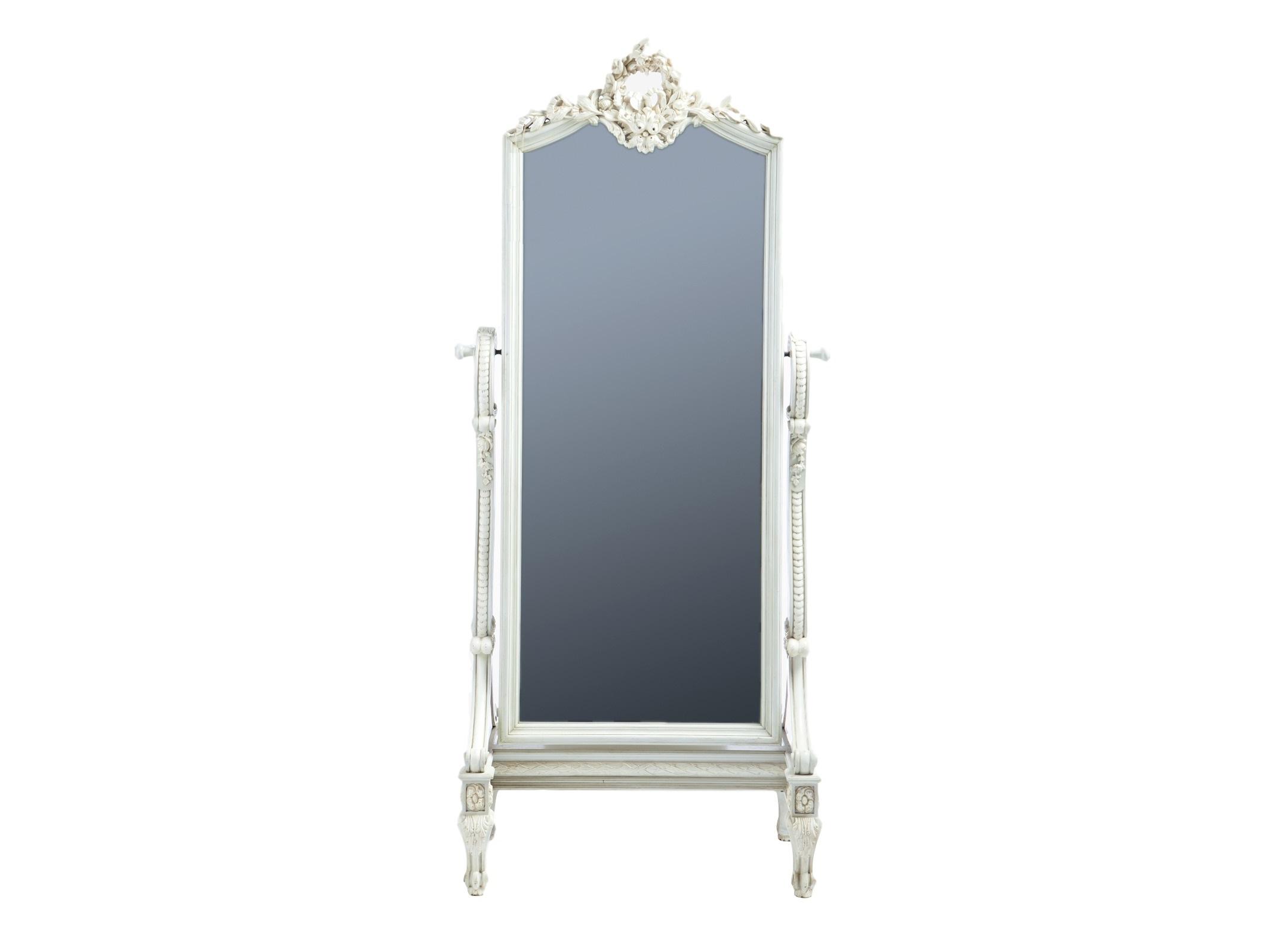 ЗеркалоНапольные зеркала<br>Зеркало напольное светло-голубое, украшенное резьбой ручной работы и патиной.&amp;lt;div&amp;gt;&amp;lt;br&amp;gt;&amp;lt;/div&amp;gt;&amp;lt;div&amp;gt;Материал: махагони&amp;lt;br&amp;gt;&amp;lt;/div&amp;gt;<br><br>Material: Красное дерево<br>Width см: 84<br>Depth см: 52<br>Height см: 185