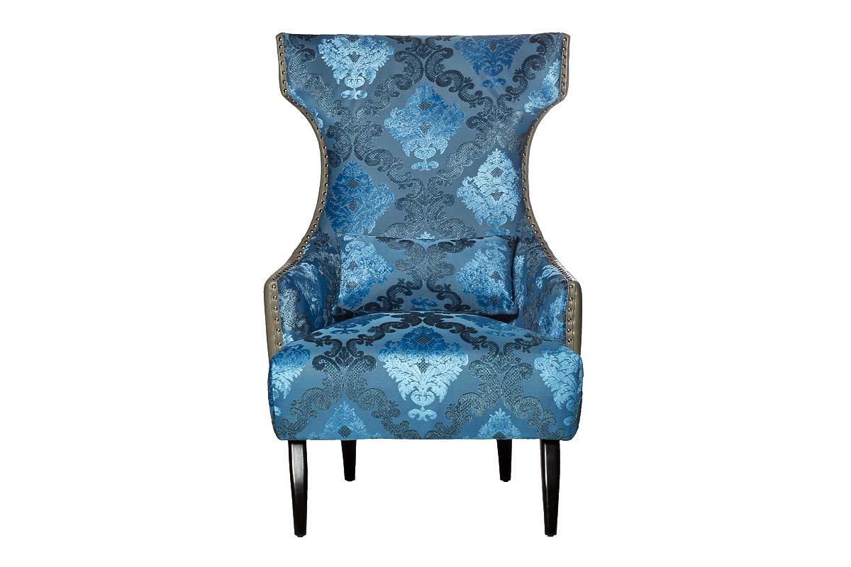 КреслоИнтерьерные кресла<br><br><br>Material: Велюр<br>Width см: 82<br>Depth см: 75<br>Height см: 115