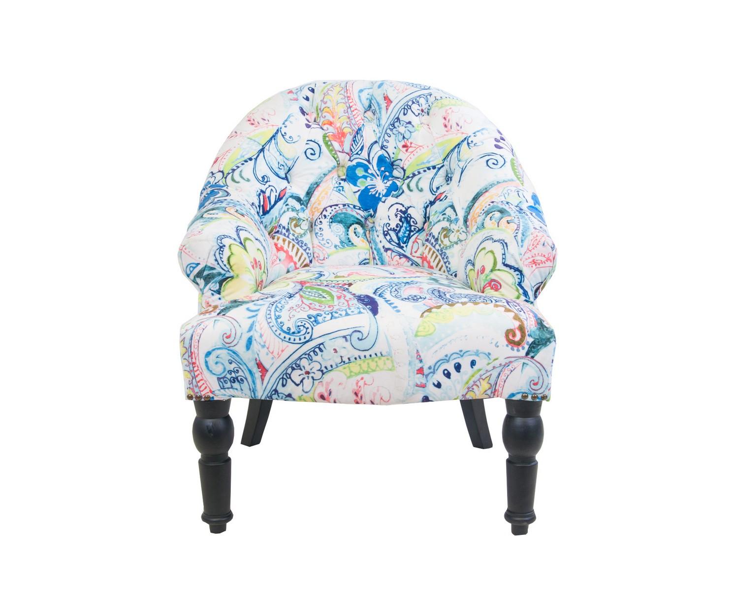 Кресло Desta flowerПолукресла<br>Это классическое кресло придаст вашему дому уютную и теплую атмосферу. Невысокая спинка с декоративной стежкой и компактные подлокотники располагают к комфортному времяпровождению. Деревянные резные ножки кресла Desta делают его безупречный образ законченным. Кресло отлично подойдет как для жилых помещений, так и для кафе и ресторанов.<br><br>Material: Лен<br>Width см: 65<br>Depth см: 66<br>Height см: 76