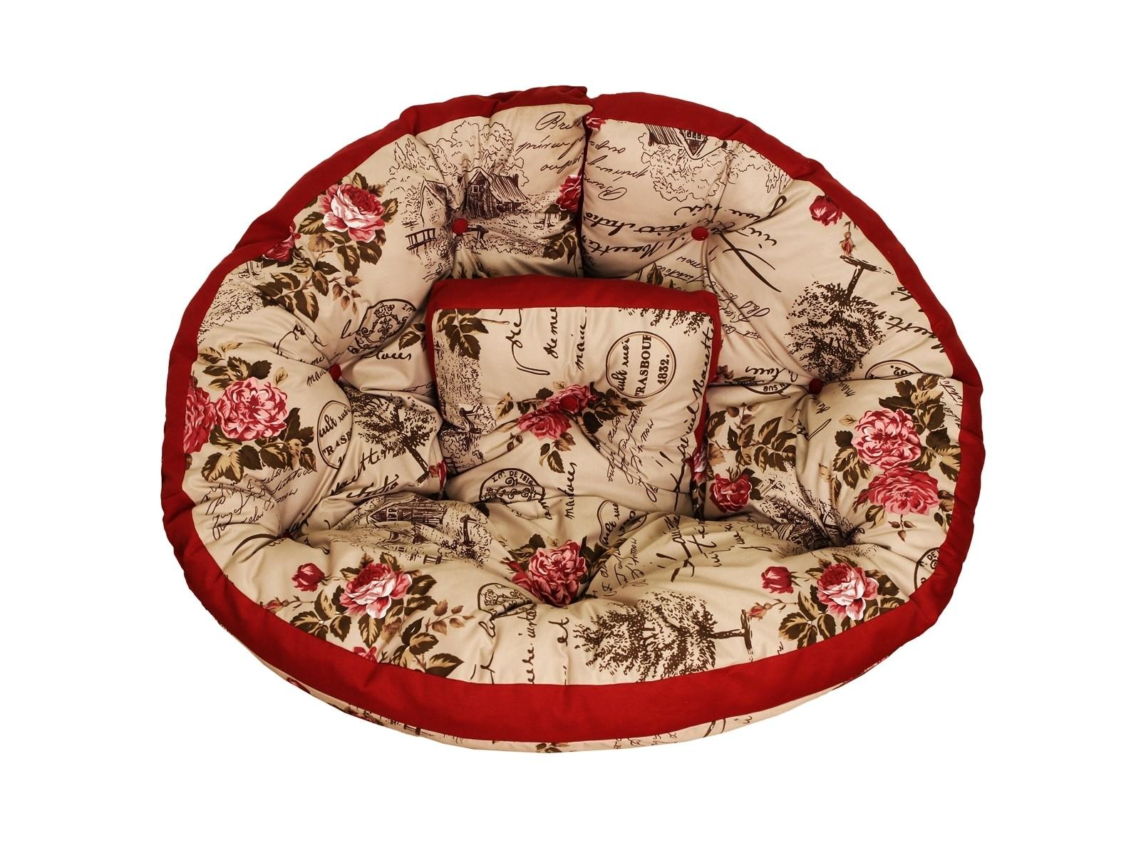 Кресло-футон ПровансКресла-мешки<br>Кресло-футон станет функциональной частью вашего интерьера. Вы можете уютно разместиться  в кресле или с легкостью превратить его в очень мягкий матрас-футон. Так же при помощи липучек вы можете соединить два футона и сделать один большой матрас для отдыха дома. &amp;lt;div&amp;gt;&amp;lt;br&amp;gt;&amp;lt;/div&amp;gt;&amp;lt;div&amp;gt;Размеры в разложенном виде: 200х100х10 см&amp;lt;br&amp;gt;&amp;lt;/div&amp;gt;<br><br>Material: Хлопок<br>Width см: 100<br>Depth см: 65<br>Height см: 75