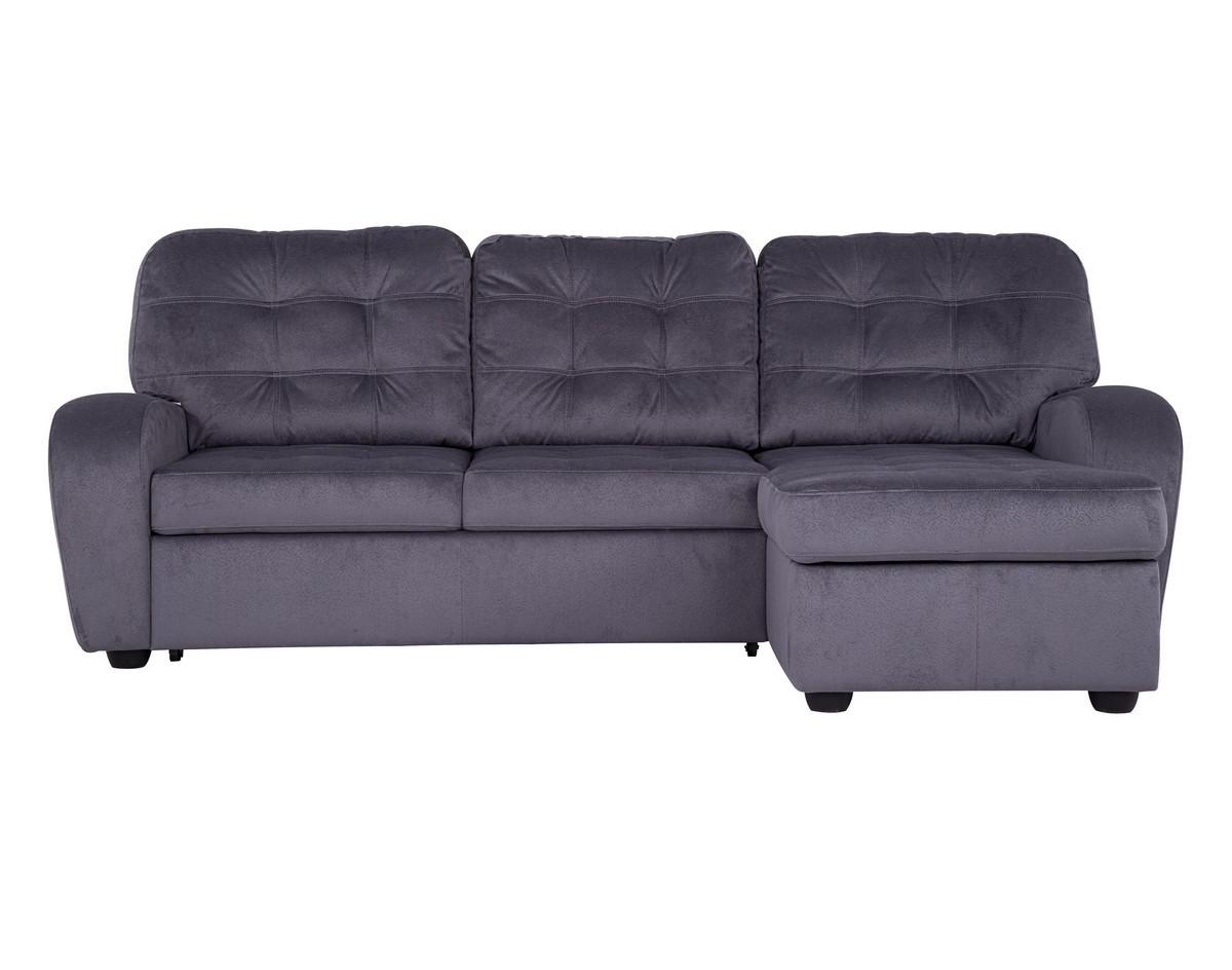 Угловой раскладной диван СиднейУгловые раскладные диваны<br>Случилось то, чего вы так долго ждали! Теперь так полюбившийся всем диван может украсить собой даже небольшое помещение! &amp;quot;Сидней&amp;quot; выполнен по дизайну дивана &amp;quot;Монреаль&amp;quot;, но занимает меньше места. Он просто создан для тех, кто стремиться использовать пространство максимально эффективно.&amp;lt;div&amp;gt;&amp;lt;br&amp;gt;&amp;lt;/div&amp;gt;&amp;lt;div&amp;gt;Размер спального места: 200х137см.&amp;lt;/div&amp;gt;<br><br>Material: Текстиль<br>Width см: 242<br>Depth см: 154<br>Height см: 94