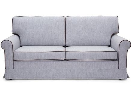 Диван-кровать classic (myfurnish) серый 195x86x82 см.