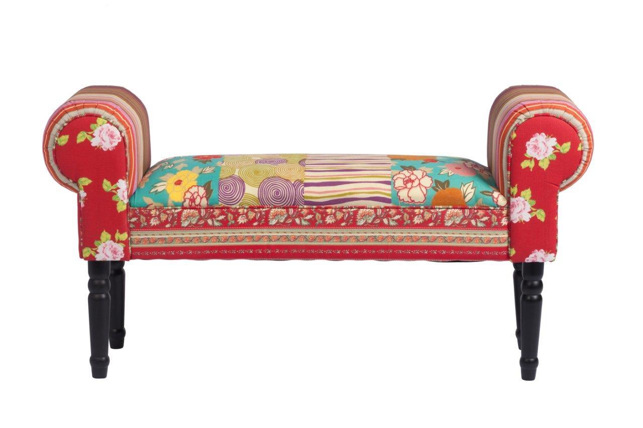 Оттоманка FlorenceБанкетки<br>&amp;lt;div&amp;gt;Современный интерьер сложно представить без маленьких и уютных деталей. Оттоманка &amp;quot;Florence&amp;quot; – это уникальный предмет оформления дома в стиле «цветной прованс», который непременно наполнит его теплом и комфортом. Яркая разноцветная обивка мебели и наполнит помещение оригинальностью и очарованием, подчеркнет изысканность общей картины. Оттоманка может служить сиденьем, подставкой для ног или просто украшением комнаты.&amp;amp;nbsp;&amp;lt;/div&amp;gt;&amp;lt;div&amp;gt;&amp;lt;br&amp;gt;&amp;lt;/div&amp;gt;&amp;lt;div&amp;gt;&amp;amp;nbsp;Материал: деревянный каркас, ткань (хлопок), поролон.&amp;lt;/div&amp;gt;<br><br>Material: Текстиль<br>Ширина см: 30<br>Высота см: 54