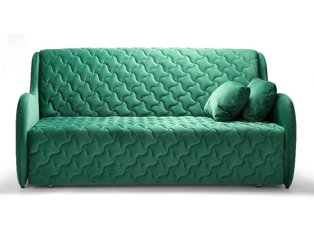Диван-кровать GrandПрямые раскладные диваны<br>&amp;lt;div&amp;gt;Компактный и удобный раскладной диван изумрудного цвета. Такой акцент затмит любой предмет в вашей гостиной! Легко превращается в удобную спальную кровать для двоих, используя преимущества раскладного механизма &amp;quot;аккордеон&amp;quot;.&amp;lt;/div&amp;gt;&amp;lt;div&amp;gt;&amp;lt;br&amp;gt;&amp;lt;/div&amp;gt;Размеры спального места: 160х195 см&amp;lt;div&amp;gt;Материал обивки: фурор&amp;lt;/div&amp;gt;&amp;lt;div&amp;gt;Материал корпуса: фанера&amp;lt;/div&amp;gt;&amp;lt;div&amp;gt;Подушки в комплект не входят.&amp;lt;/div&amp;gt;<br><br>Material: Текстиль<br>Width см: 170<br>Depth см: 105<br>Height см: 95