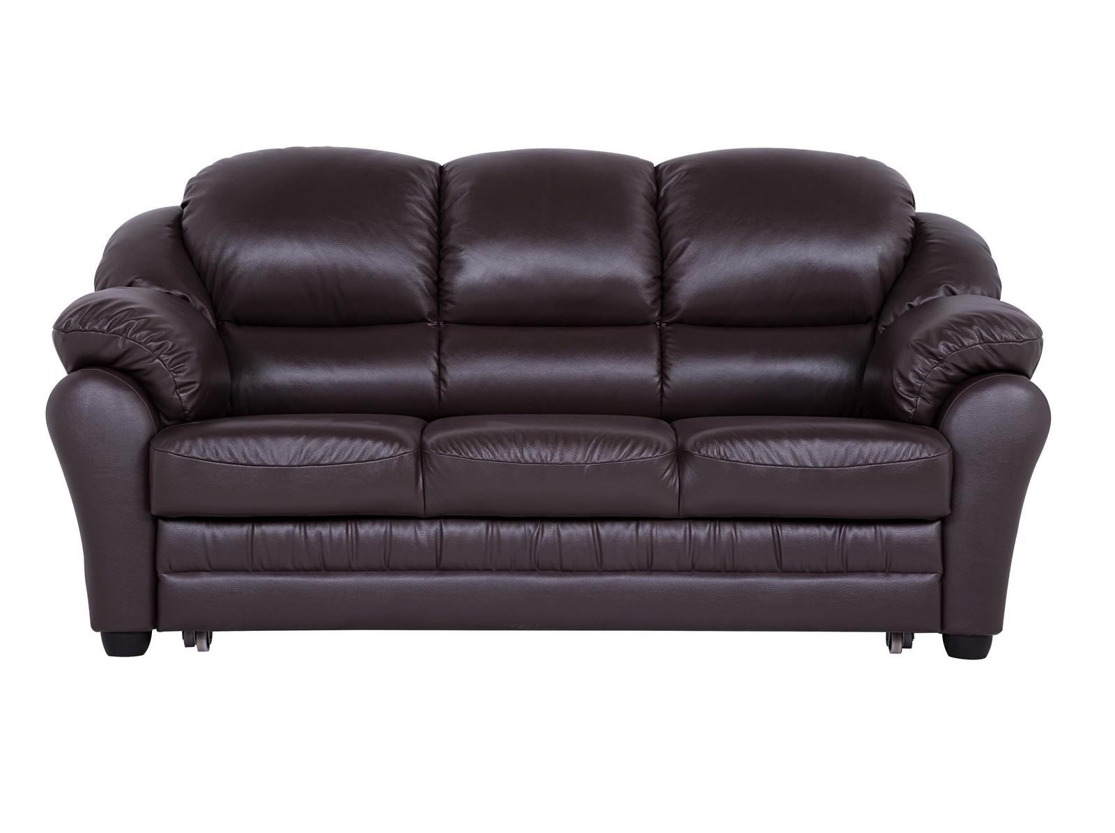 Диван-кровать БергКожаные диваны<br>&amp;lt;div&amp;gt;Достаточно просто на секундочку присесть на этот диван и вставать с него вам не захочется! Каждая &amp;amp;nbsp;его линия создана, чтобы вы и ваши гости с комфортом провели время. Несмотря на объемные подлокотники и мягкую спинку, этот диван достатоно компактен. В разложенном состоянии он станет полноценной кроватью.&amp;lt;/div&amp;gt;&amp;lt;div&amp;gt;&amp;lt;br&amp;gt;&amp;lt;/div&amp;gt;&amp;lt;div&amp;gt;Материал обивки: микрофибра.&amp;lt;/div&amp;gt;&amp;lt;div&amp;gt;Размер спального места: 196х142 см.&amp;lt;/div&amp;gt;<br><br>Material: Кожа<br>Ширина см: 196<br>Высота см: 102<br>Глубина см: 91