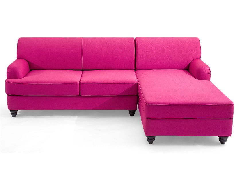 Угловой диван-кровать OneУгловые раскладные диваны<br>&amp;lt;div&amp;gt;Угловой диван MyFurnish One точно следует концепции всей серии: это компактный современный предмет мебели, подходящий к самым разным интерьерам. Габариты тут невероятно сжатые, меньше 240 см в ширину и чуть более 160 см от стены, к которой будет прислонена спинка. Все это обито прочной тканью и снабжено аккуратными ножками различной формы. Очень уместной угловая версия MyFurnish будет в небольших помещениях или как первый экземпляр дизайнерской мебели в доме.&amp;lt;/div&amp;gt;&amp;lt;div&amp;gt;&amp;lt;br&amp;gt;&amp;lt;/div&amp;gt;&amp;lt;div&amp;gt;Каркас и ножки: массив сосны и березы, фанера.&amp;lt;/div&amp;gt;&amp;lt;div&amp;gt;Сиденье и спинка: пружины Nosag, ремни, высокоэластичный ППУ.&amp;lt;/div&amp;gt;&amp;lt;div&amp;gt;Обивка: Немнущаяся, устойчивая к стиранию упругая ткань Paris.&amp;amp;nbsp;&amp;lt;/div&amp;gt;&amp;lt;div&amp;gt;The Furnish предоставляет покупателю гарантию качества, действующую в течение 12 календарных месяцев со дня получения.&amp;lt;/div&amp;gt;&amp;lt;div&amp;gt;Цвет на фото предоставлен в палитре: малиновый 09&amp;lt;/div&amp;gt;&amp;lt;div&amp;gt;Размер спального места: 140 см х 190 см.&amp;lt;/div&amp;gt;<br><br>Material: Текстиль<br>Length см: None<br>Width см: 232<br>Depth см: 165<br>Height см: 89