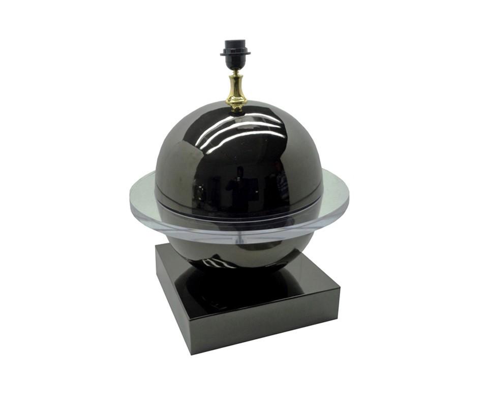 Настольная лампаДекоративные лампы<br><br><br>Material: Стекло<br>Height см: 69<br>Diameter см: 54
