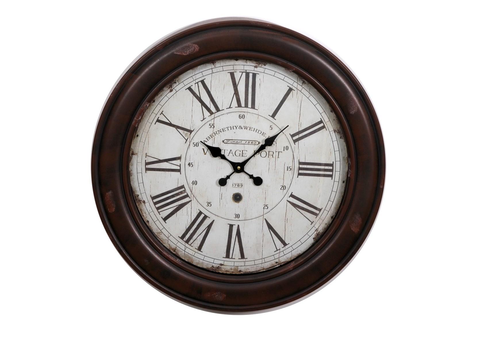 ЧасыНастенные часы<br>кварцевый механизм<br><br>Material: Металл<br>Length см: None<br>Width см: None<br>Height см: 1<br>Diameter см: 62