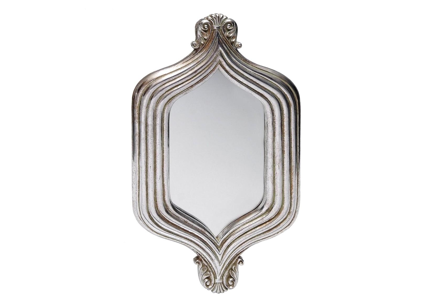 Настенное зеркалоНастенные зеркала<br><br><br>Material: Пластик<br>Length см: None<br>Width см: 25<br>Depth см: 7<br>Height см: 42