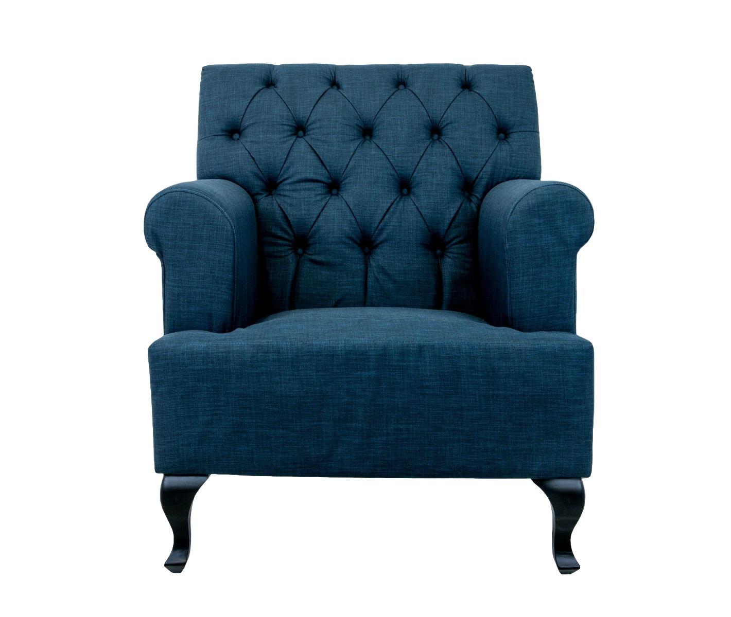 Кресло KanielИнтерьерные кресла<br>Кресло Kaniel отличается нестареющим дизайном, оно никогда не выйдет из моды. Кресло выполнено полностью вручную из дерева и натуральных тканей. <br>Глубина 90 <br>Высота 110 <br>Ширина 90 <br>Диаметр - <br>Материал Лен <br>Цвет Синий<br><br>Material: Лен<br>Width см: 90<br>Depth см: 90<br>Height см: 110