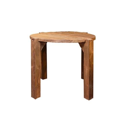Стол СоноОбеденные столы<br>ROOMERS – это особенная коллекция, воплощение всего самого лучшего, модного и новаторского в мире дизайнерской мебели, предметов декора и стильных аксессуаров. Интерьерные решения от ROOMERS – всегда актуальны, более того, они - на острие моды. Коллекции ROOMERS тщательно отбираются и обновляются дважды в год специально для вас.<br><br>Material: Тик<br>Height см: 78<br>Diameter см: 100