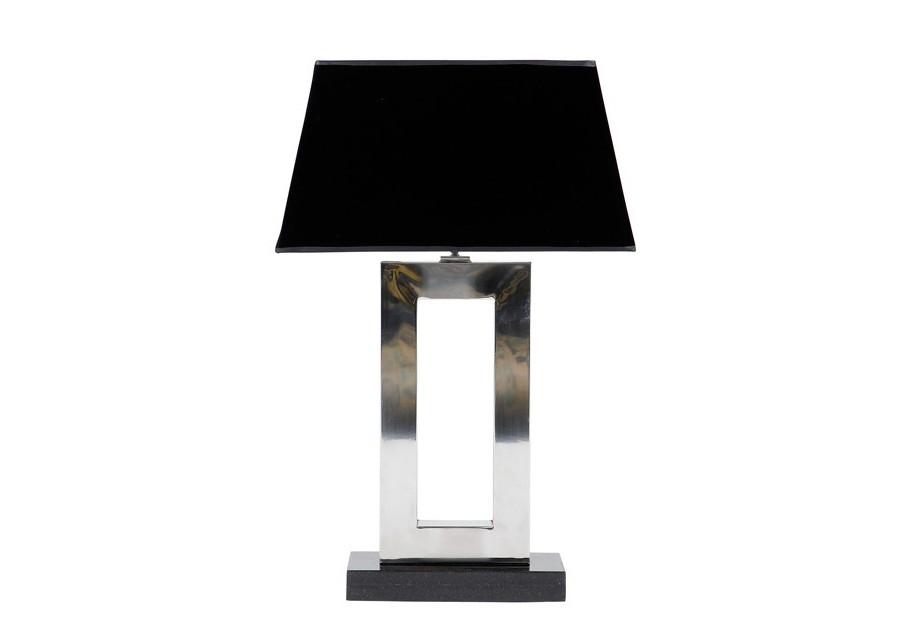 Настольная лампаДекоративные лампы<br>Lamp Table Arlington. Основание лампы из нержавеющей стали и мрамора. Абажур черный.&amp;lt;div&amp;gt;&amp;lt;br&amp;gt;&amp;lt;/div&amp;gt;&amp;lt;div&amp;gt;&amp;lt;div&amp;gt;Цоколь: E27&amp;lt;/div&amp;gt;&amp;lt;div&amp;gt;Мощность: 40W&amp;lt;/div&amp;gt;&amp;lt;div&amp;gt;Количество ламп: 1&amp;lt;/div&amp;gt;&amp;lt;/div&amp;gt;<br><br>Material: Металл<br>Width см: 45<br>Depth см: 45<br>Height см: 71
