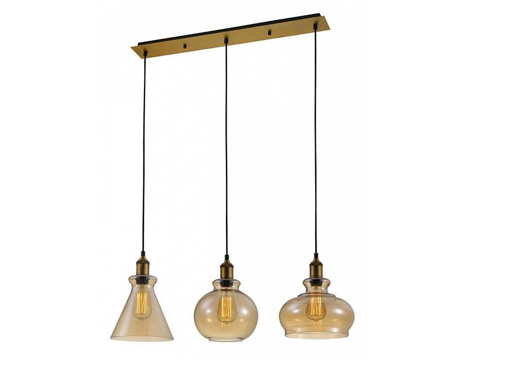 Подвесной светильник TreПодвесные светильники<br>&amp;lt;div&amp;gt;Вид цоколя: E27&amp;lt;/div&amp;gt;&amp;lt;div&amp;gt;Мощность: 60W&amp;lt;/div&amp;gt;&amp;lt;div&amp;gt;Количество ламп: 3&amp;lt;/div&amp;gt;<br><br>Material: Стекло<br>Ширина см: 85<br>Высота см: 26<br>Глубина см: 26