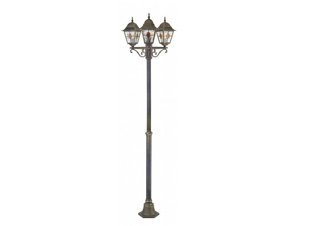 Фонарный столб ZagrebУличные наземные светильники<br>&amp;lt;div&amp;gt;Вид цоколя: E27&amp;lt;/div&amp;gt;&amp;lt;div&amp;gt;Мощность: 100W&amp;lt;/div&amp;gt;&amp;lt;div&amp;gt;Количество ламп: 3&amp;lt;/div&amp;gt;<br><br>Material: Металл<br>Высота см: 208