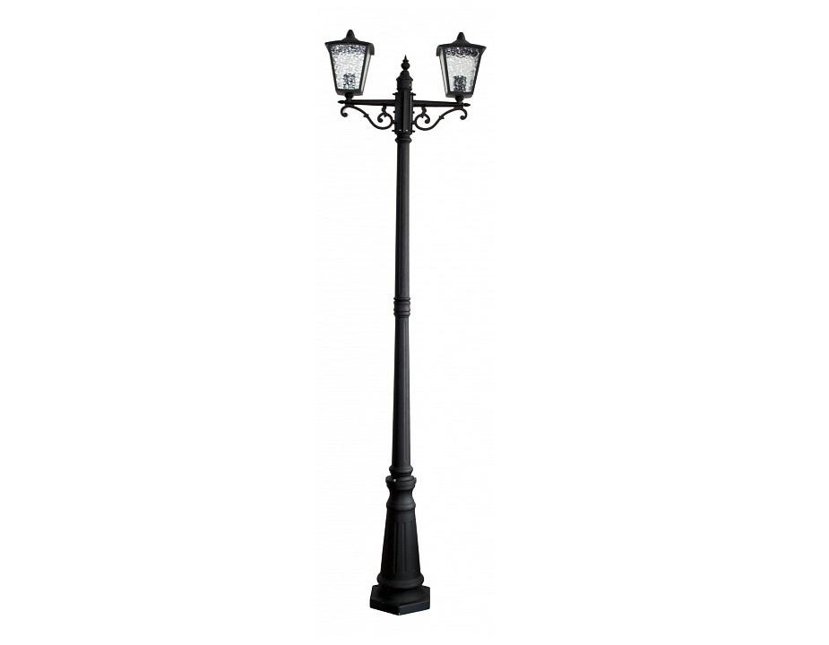 Фонарный столб ColossoУличные наземные светильники<br>&amp;lt;div&amp;gt;Вид цоколя: E27&amp;lt;/div&amp;gt;&amp;lt;div&amp;gt;Мощность: 60W&amp;lt;/div&amp;gt;&amp;lt;div&amp;gt;Количество ламп: 2&amp;lt;/div&amp;gt;<br><br>Material: Металл<br>Width см: 26<br>Height см: 215